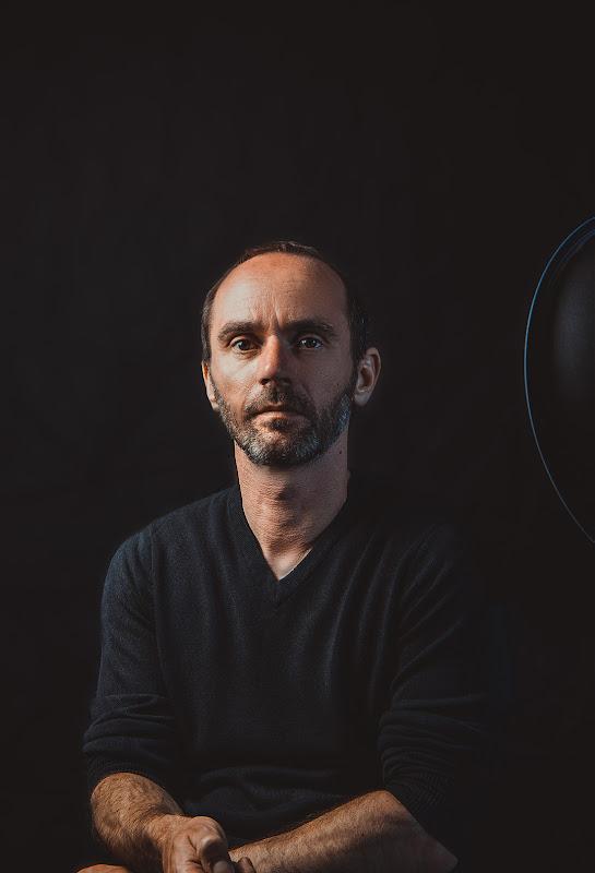Cédric Gilbert, selfportrait, auto portrait, 2017