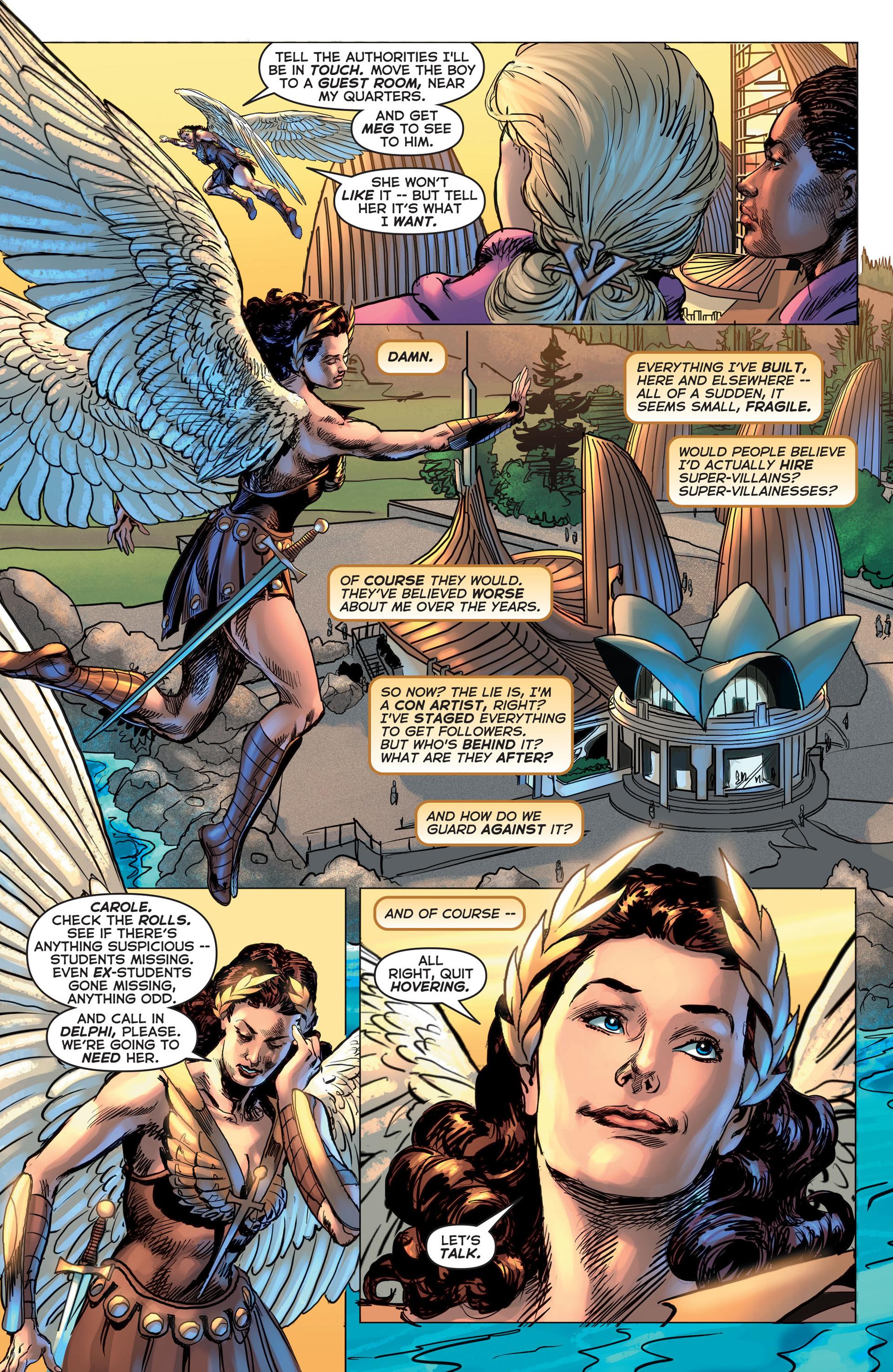 Read online Astro City comic -  Issue #7 - 10
