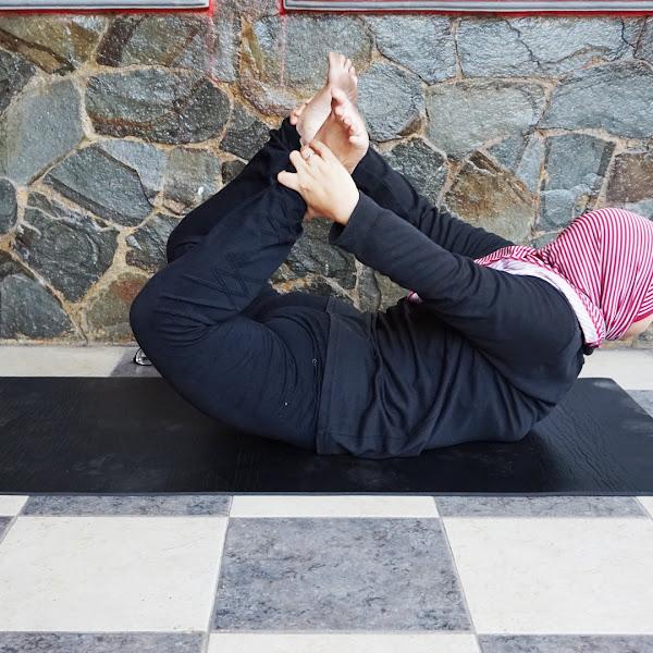 Bergabung (lagi) Dengan Kelas Yoga