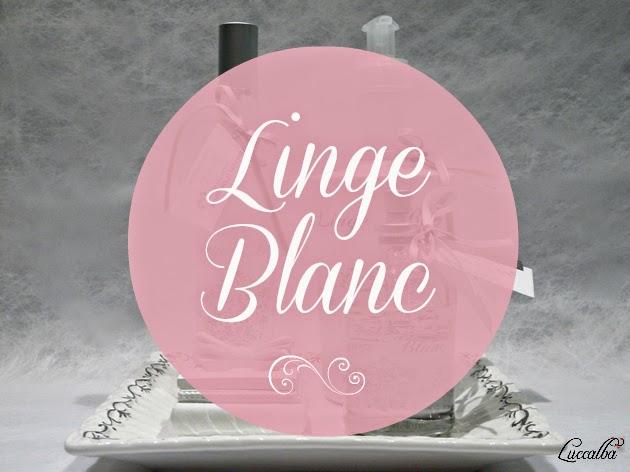 presentación Linge Blanc
