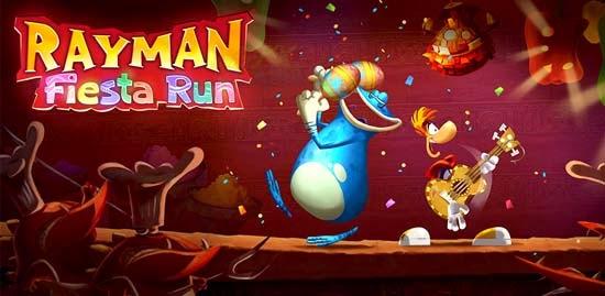 Rayman Fiesta Run Apk + Data