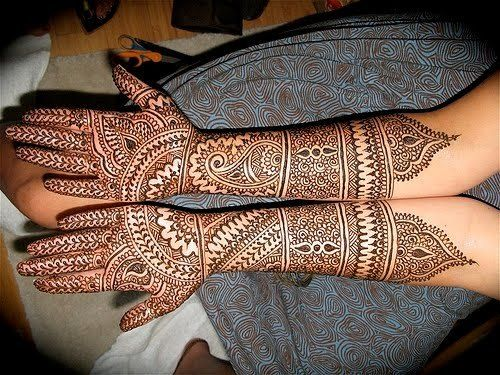 Mehndi Design For Bride Download