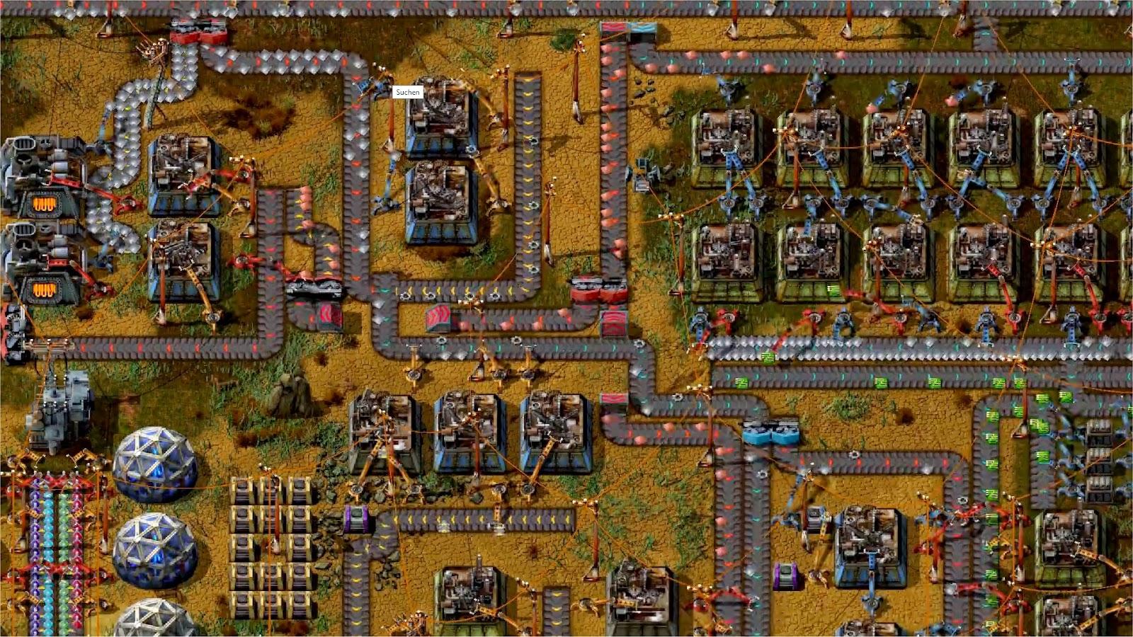 Factorio System