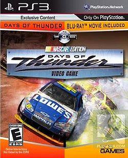 Days of Thunder NASCAR: PS3Download games grátis