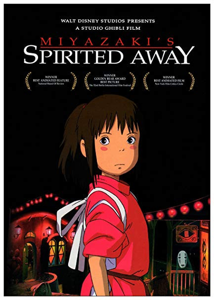 Spirited Away 2001 Hindi Dual Audio 450MB BluRay Download