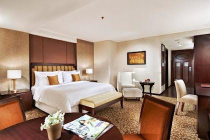 5 Hotel Mewah di Bandung dengan Fasilitas Super yang Tepat untuk Memanjakan Liburan Anda