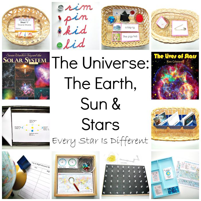 The Universe: Earth, Sun & Stars