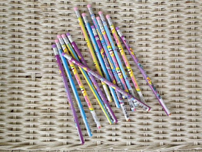 oriental trading easter pencils