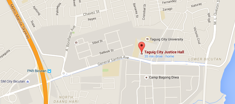 Claiming Driver's License in Taguig | Jeepney atbp!