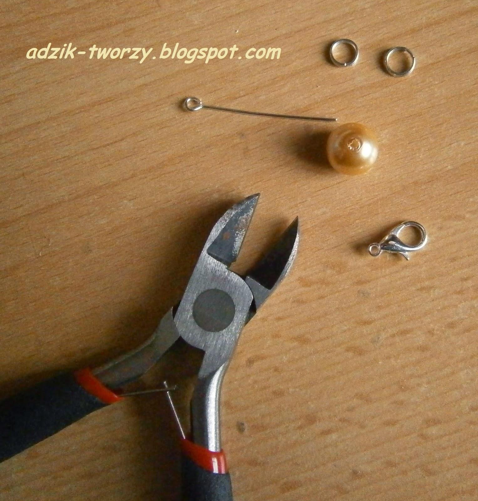 jak zrobić biżuterię krok po kroku