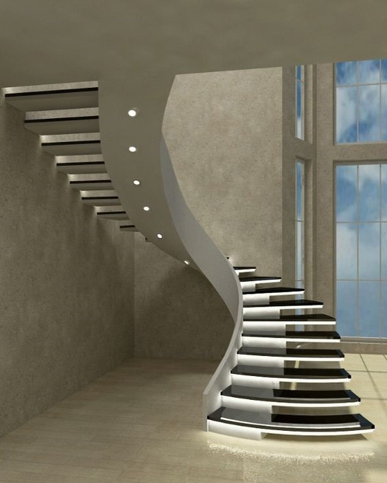 Staircase Ideas: Latest Modern Stairs Designs Ideas Catalog 2019