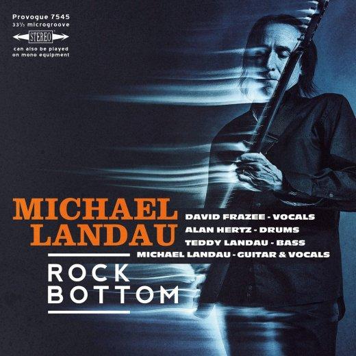 MICHAEL LANDAU - Rock Bottom (2018) full