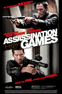 Assassination Games Poster