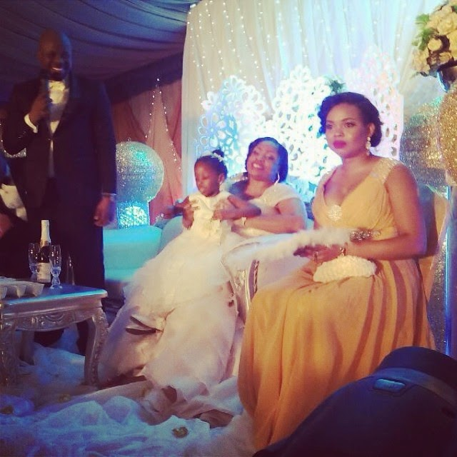 Sinach Shares Pictures Of Wedding Cake And Dance More