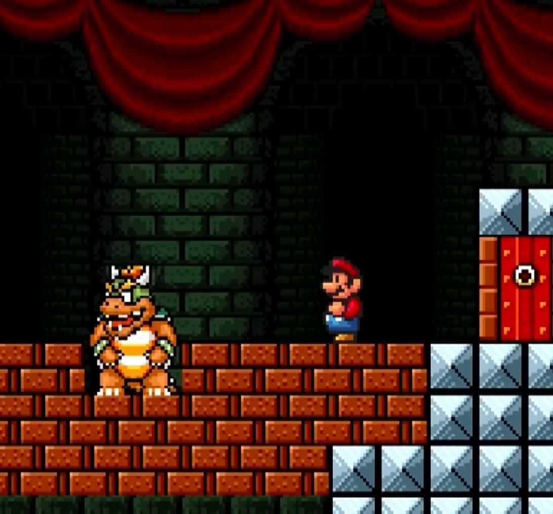 Neko Random: Things I Like: Bowser (Super Mario Bros  3)