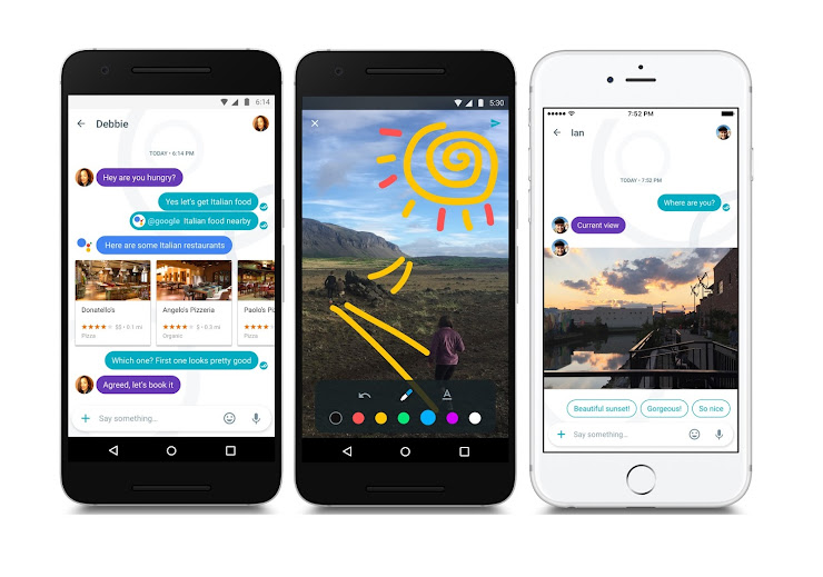 Farewell Time! Google Allo to shut down in March 2019, putting focus on Messages and Duo