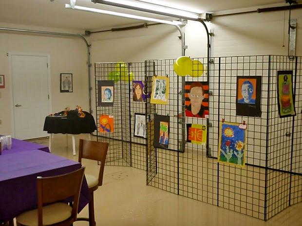 Organized Chaos Art Show Local