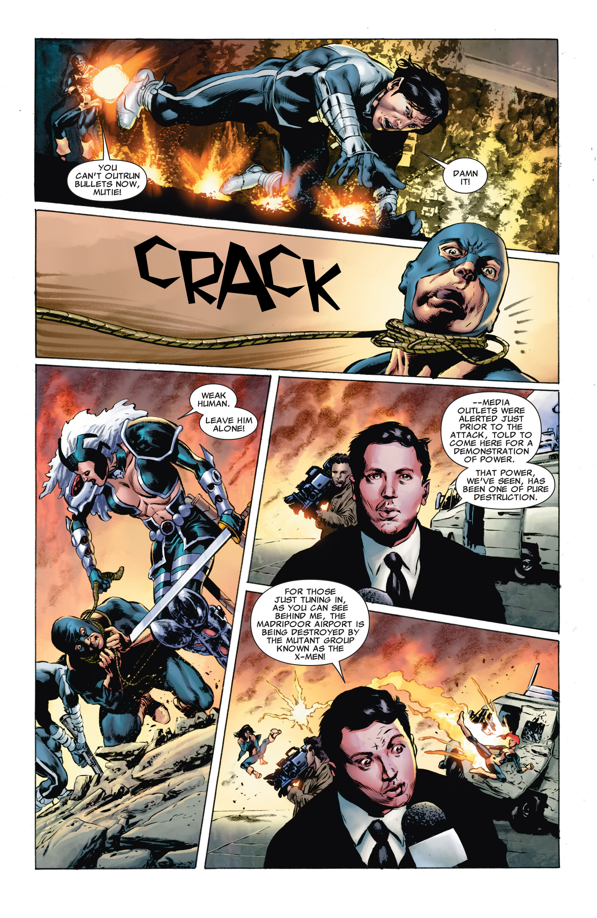 Read online Astonishing X-Men (2004) comic -  Issue #55 - 13