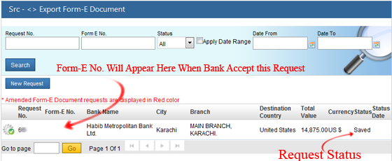 Submit-Form-E-Issuance-Request