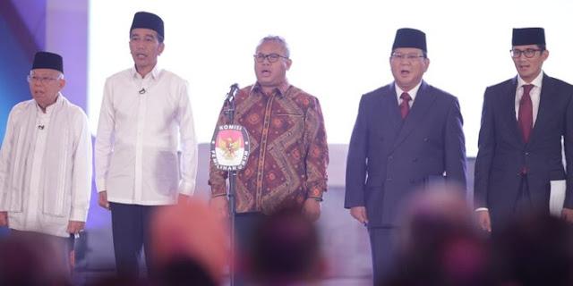 Prabowo Sindir Kades Ditangkap Dukung 02, Jokowi Balas Pakai Hoaks Ratna Sarumpaet