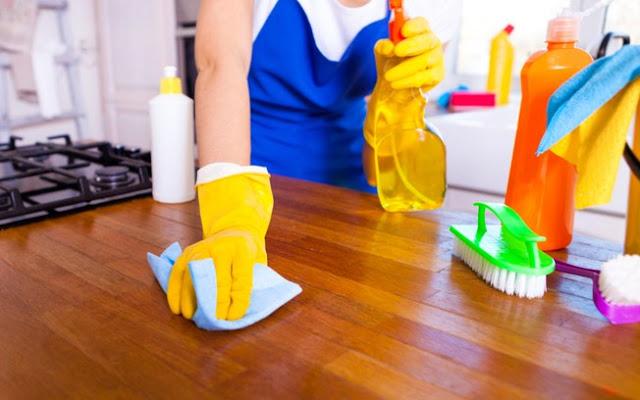 10 dicas para manter a sua casa sempre limpa