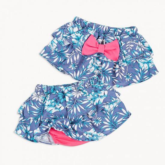 Faldas para bebas moda primavera verano 2018.