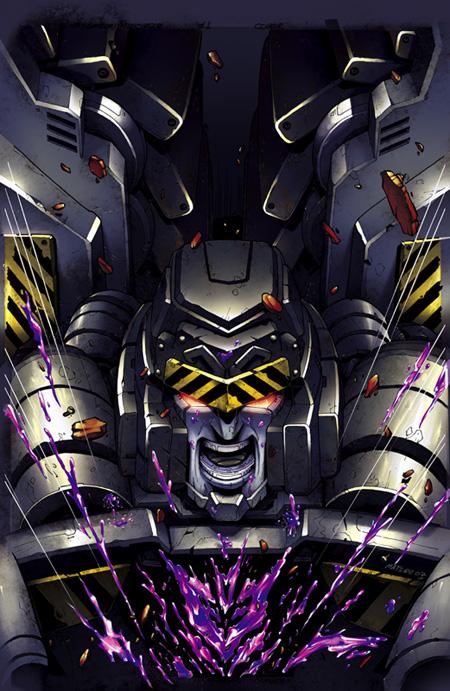 Starscream G1 Wallpaper
