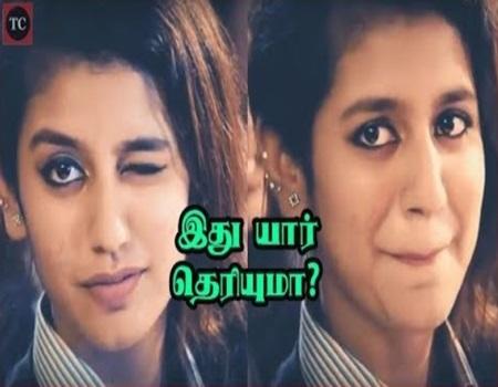 Who is Priya Prakash Varrier? |Oru Adaar Love Actress
