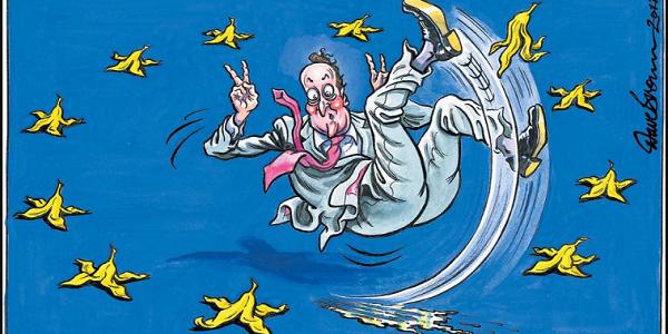 2018: η Ευρώπη στον αέρα, η Ελλάδα στα κάγκελα