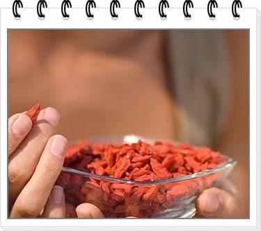 ягоды годжи сушеные вчера