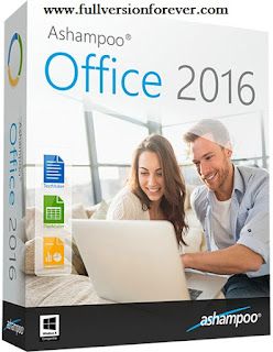 Free Download Ashampoo Office Suite final version 2016 for Windows