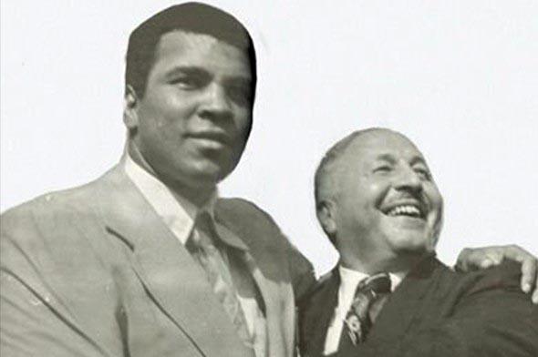 Muhammed Ali Türkiye' de, Necmeddin Erbakan Hoca ile