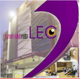 Bursa Lowongan Rumah Sakit Mata Lampung Eye Center (LEC) Mei 2019