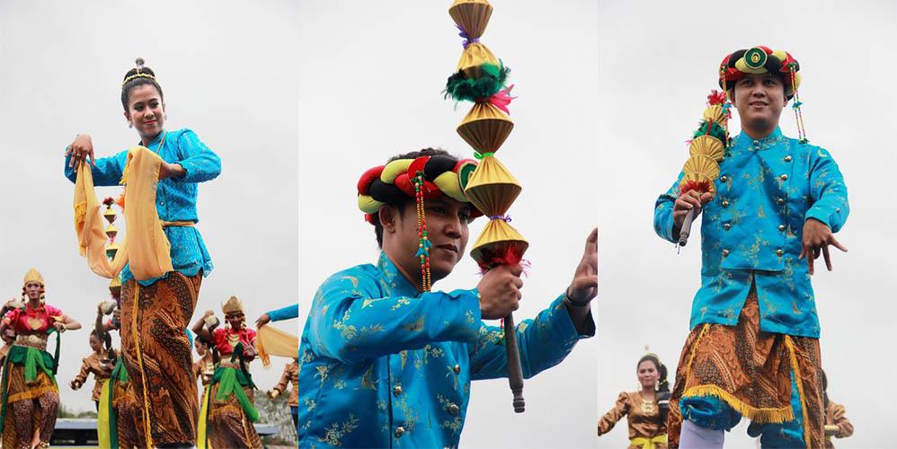 Tari Ganjur, Tarian Tradisional Dari Kutai Kartanegara Kalimantan Timur