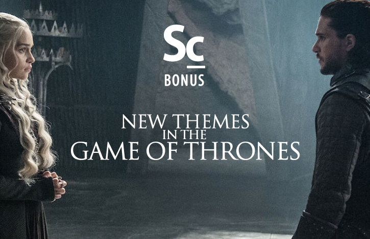 New Themes in the Game of Thrones