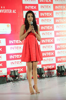 Actress Catherine Tresa Unveils Intex Air Conditioners  0184.jpg