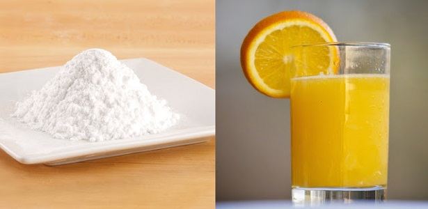 cream of tartar, orange, lemon, juice