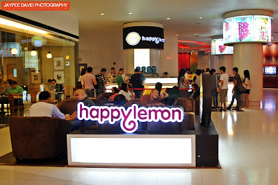 Happy Lemon, Milk Tea, Rock Salt and Cheese Tea, Eastwood Mall, Flavors