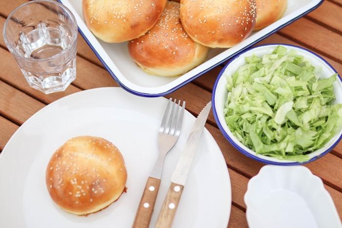 burger buns fashion kitchen