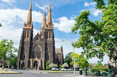 St Patrick Cathedral - Salika Travel - Aussie & New Zealand Package 2018
