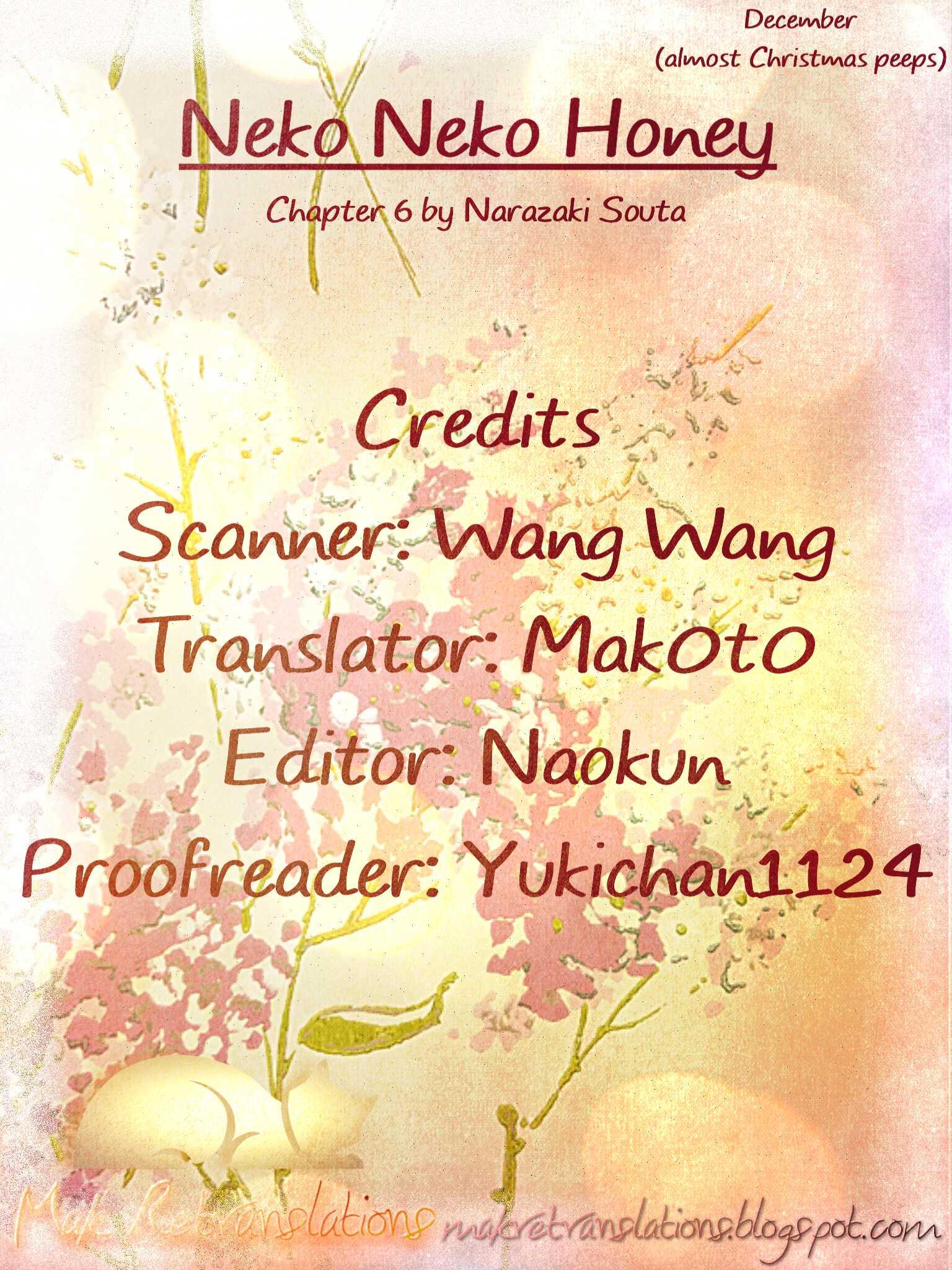 Neko Neko Honey - Chapter 8