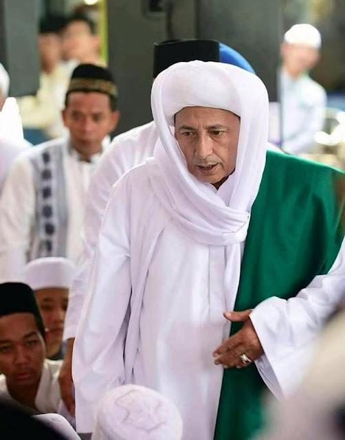 Selamat Ulang Tahun ke-70 Maulana wa Habibana Luthfi bin Yahya