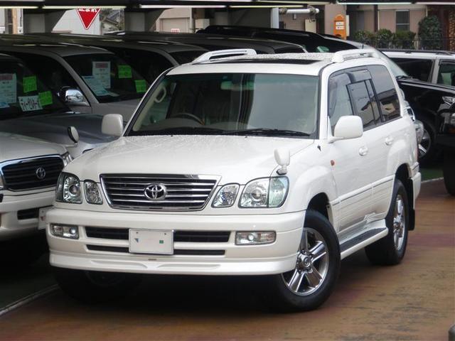 Car Images Toyota Land Cruiser Cygnus