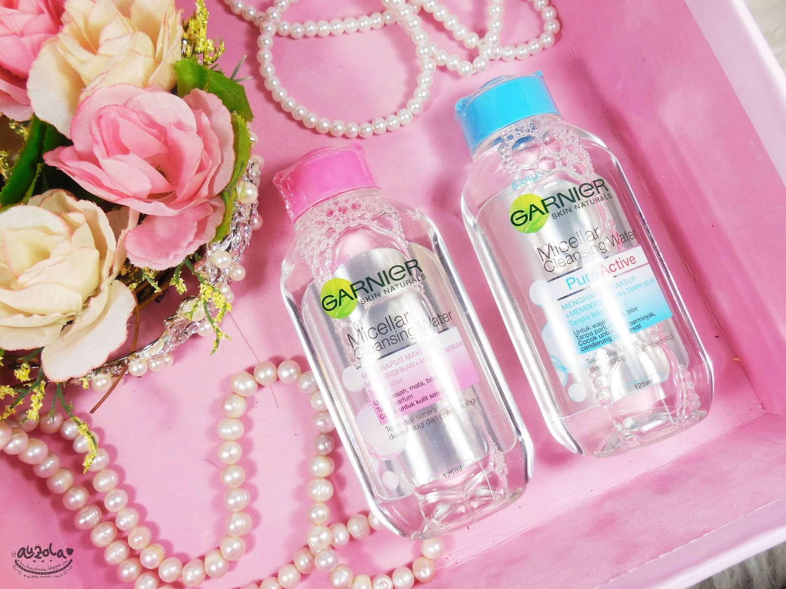 SkinActive Micellar Cleansing Water All-in-1 Cleanser & Makeup Remover by garnier #22