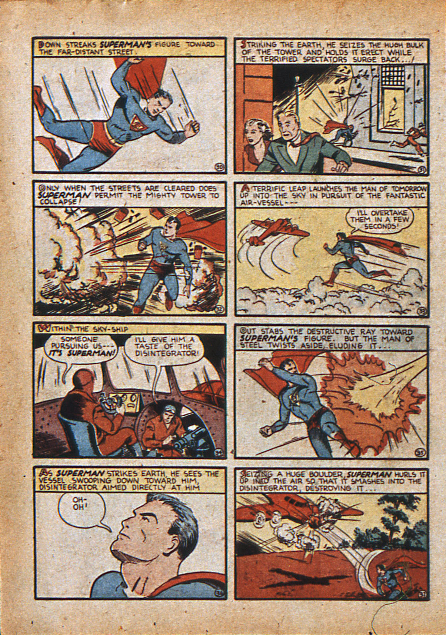 Read online Action Comics (1938) comic -  Issue #21 - 9