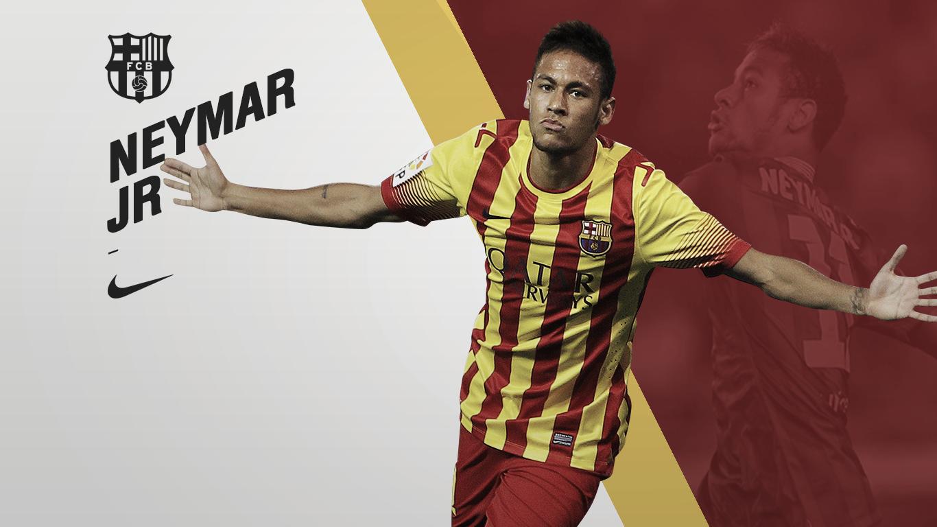 Neymar Jr HD Wallpapers 2014