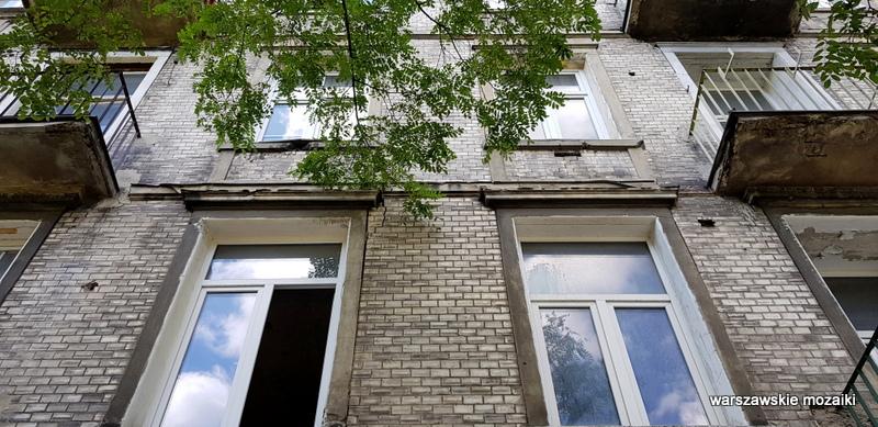 Warszawa Warsaw kamienica praskie klimaty architektura opuszczone stalowa praska