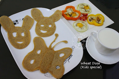 instant kids breakfast healthy simple and soft dosa how to make patterns or micky mouse using dosa batter