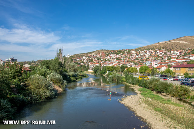 Veles city - Macedonia