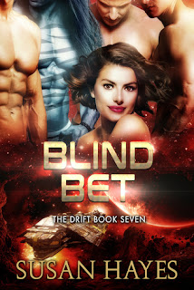 Blind Bet by Susan Hayes
